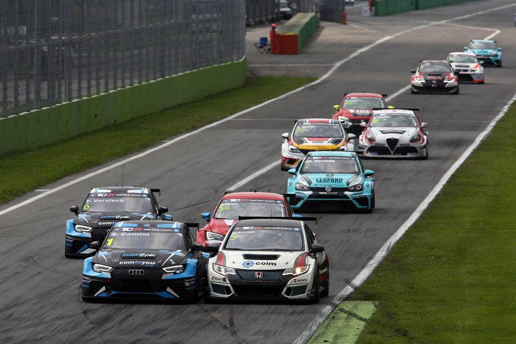 Photo of TCR International Series