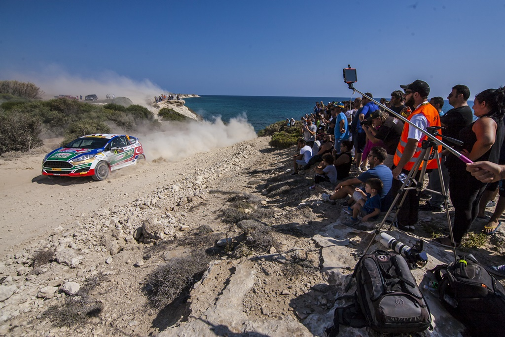 Photo of FIA European Rally Championship – Cypros Rally