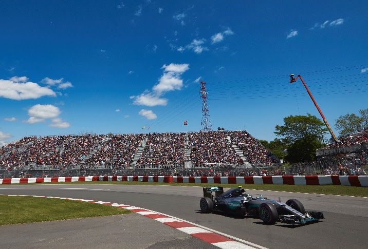 Photo of F1 desembarca em continente Norte-Americano a primeira no Canada