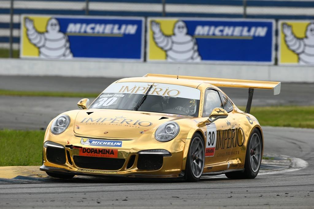 Photo of Porsche Impéro GT3 Cup tem novo recorde no Velo Città