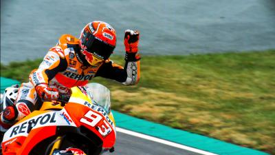 Photo of Marquez retorna para reinar o Sachsenring – e a classificação