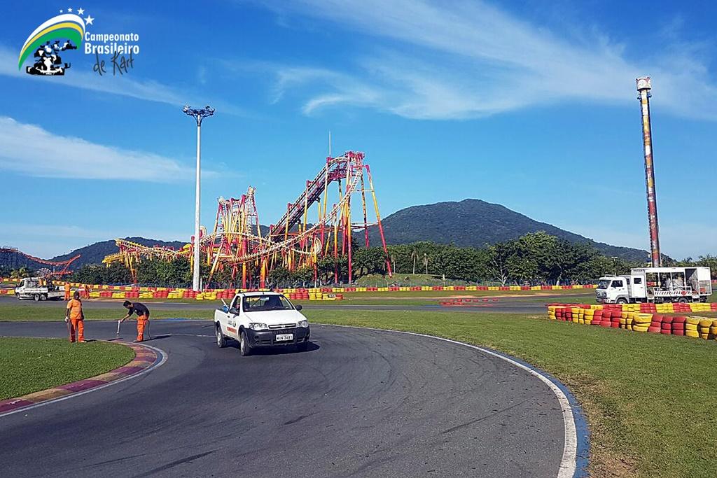 Photo of Brasileiro de Kart ultrapassa os 550 inscritos