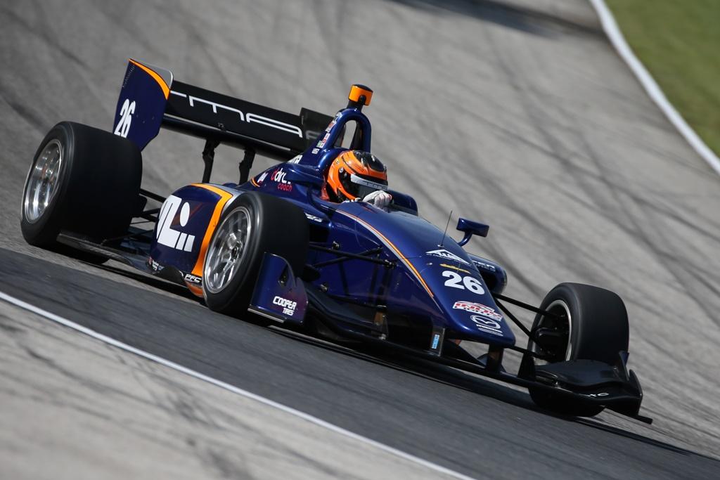 Photo of Em Toronto, Matheus Leist luta pela liderança da Indy Lights embalado por 3 vitórias em 4 corridas