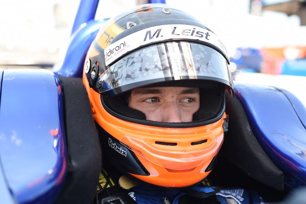 Photo of Indy Lights: Matheus Leist larga na primeira fila em sua estreia no circuito de rua de Toronto