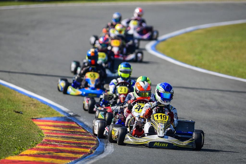 Photo of Brasileiro de Kart: Após 18 classificatórias, definidos os grids das Finais