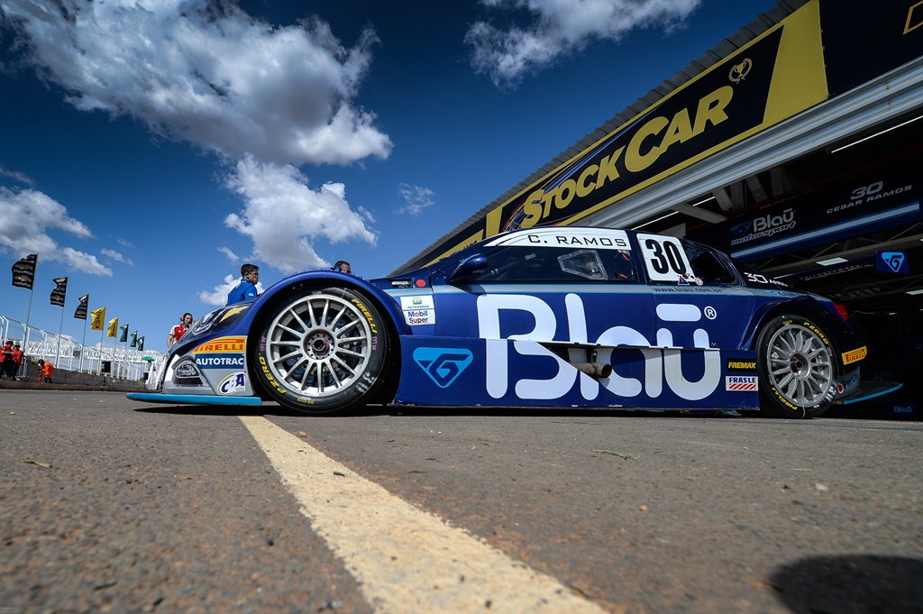 Photo of Blau Motorsport chega perto do Q2 da Stock Car em Curvelo
