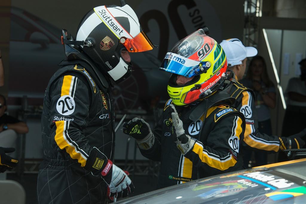 Photo of Stuttgart Motorsport defende a liderança do Campeonato Brasileiro de Endurance