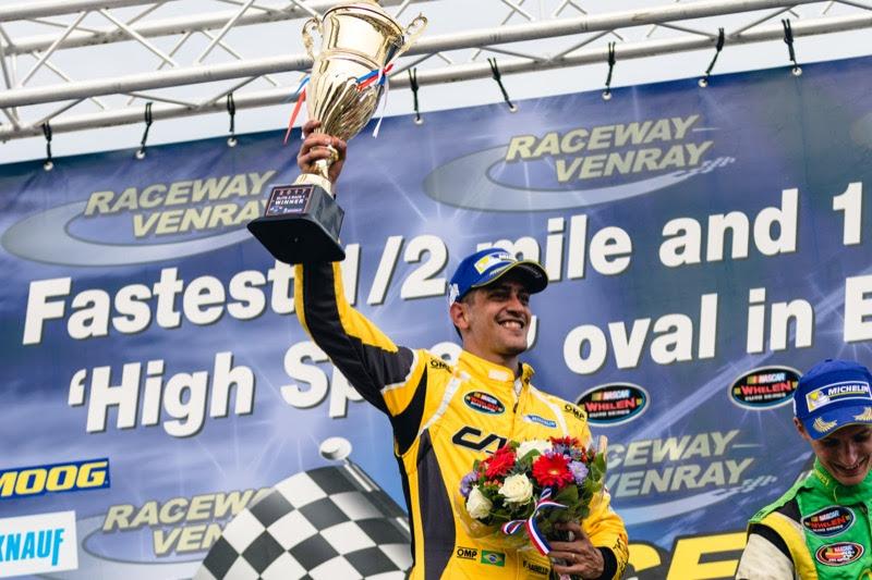 Photo of Rabello arrebata Primeira NASCAR EURO