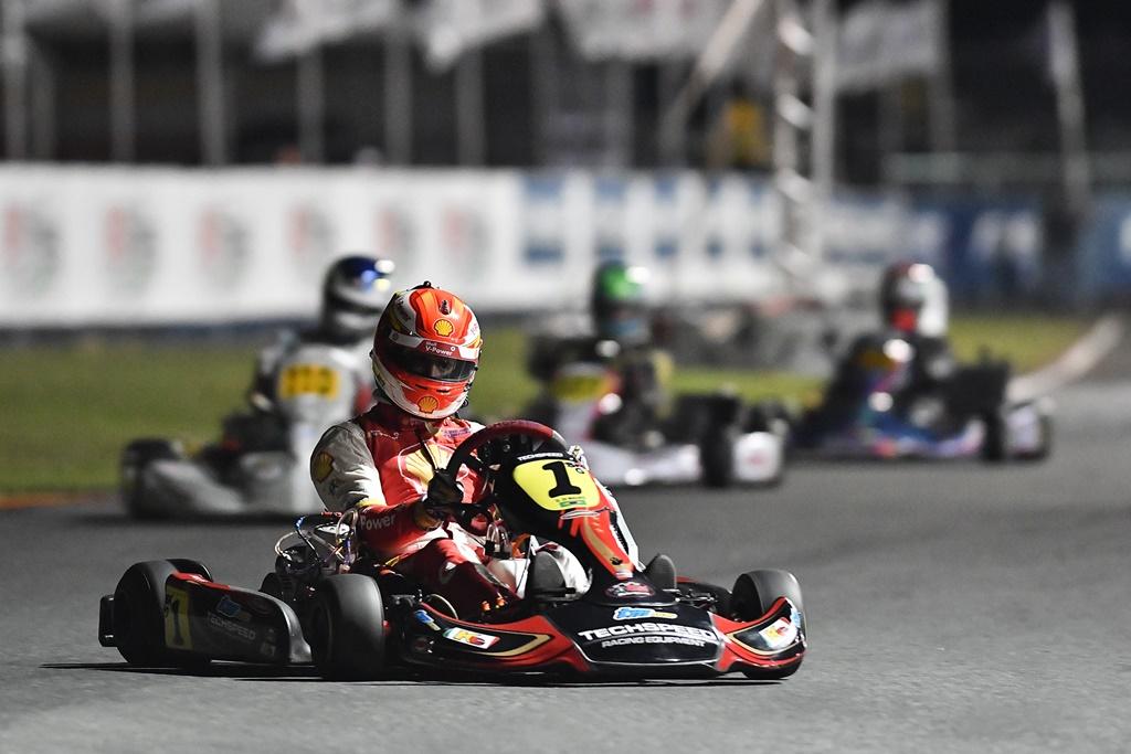 Photo of Pilotos da Academia Shell mantêm sequência de vitórias e chegam ao último dia do Brasileiro de Kart em alta