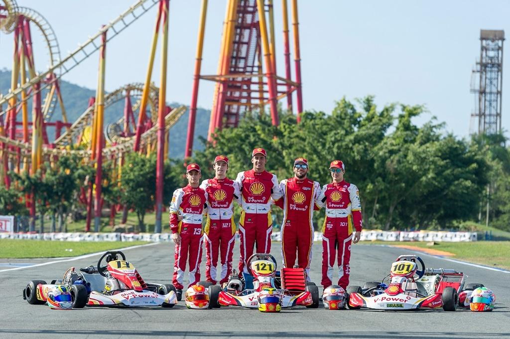 Photo of Academia Shell Racing conquista dois títulos no Brasileiro de Kart