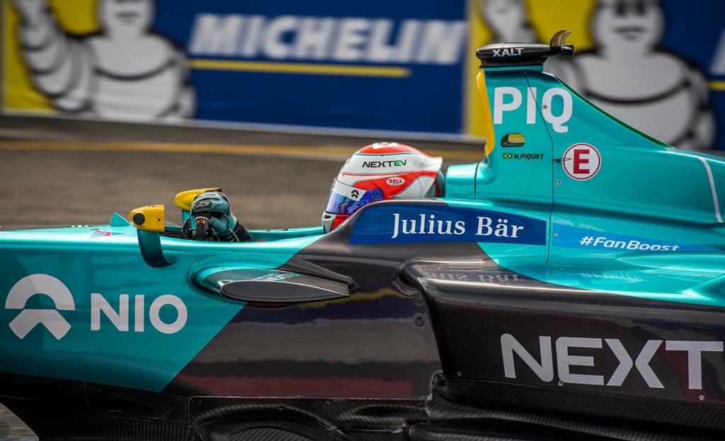 Photo of Piquet Jr. sai de Nova York sem marcar pontos e já pensa na última etapa da FIA Fórmula E