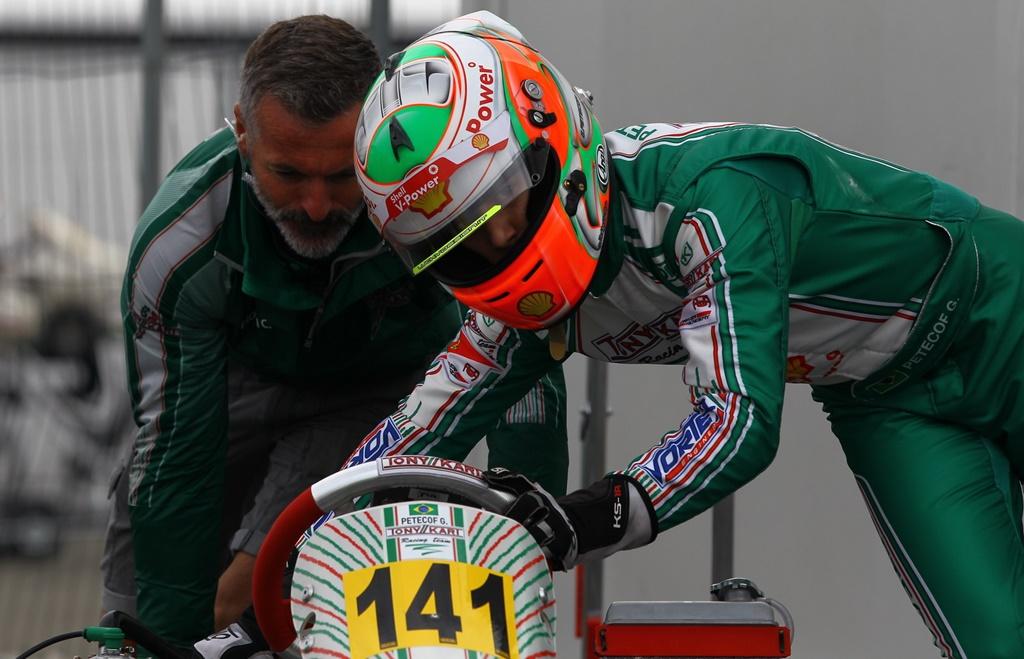 Photo of Kart: Pelo Campeonato Europeu, Gianluca Petecof tem dois desafios seguidos, na Finlândia e Suécia