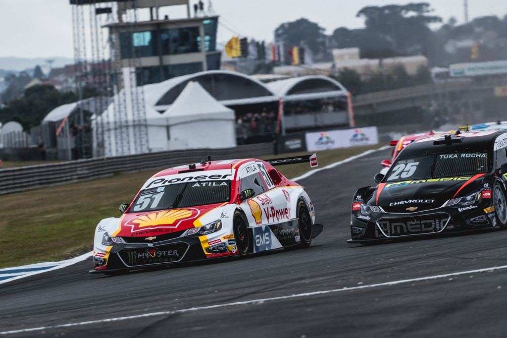 Photo of Com pane seca nos dois carros, Shell Racing já pensa na próxima rodada dupla da Stock Car