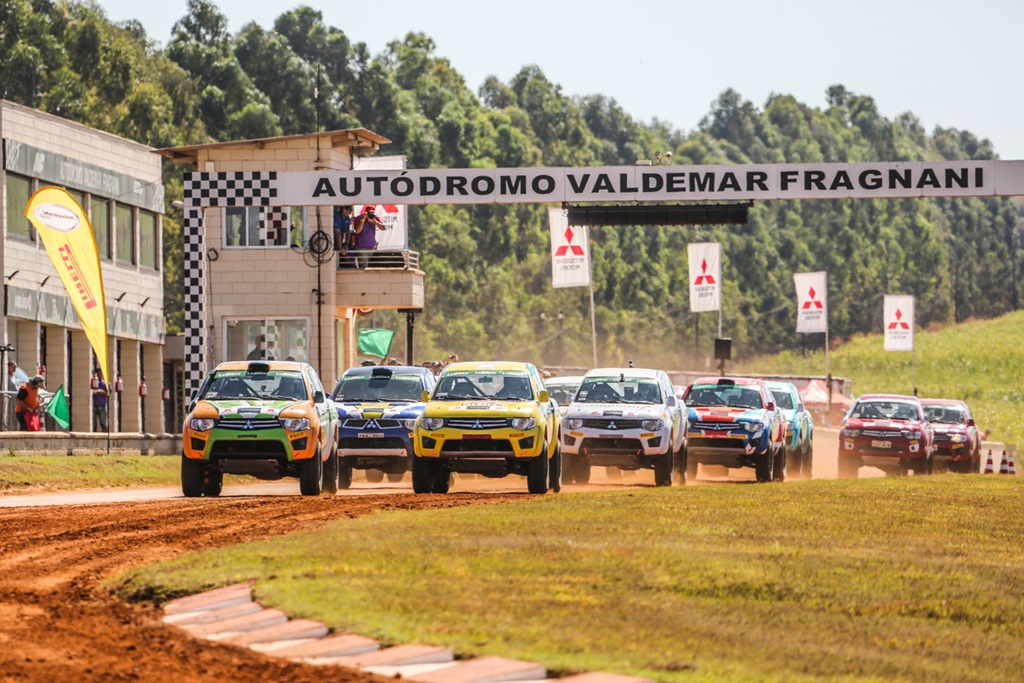 Photo of Mitsubishi Cup: Top Rally Team participa de prova inédita em autódromo de terra