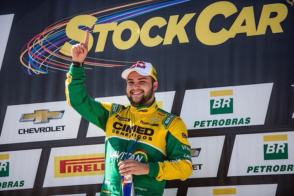 Photo of Quando o circuito é novo, olho em Felipe Fraga: vitorioso em Curvelo, agora a missão é no Velo Citta