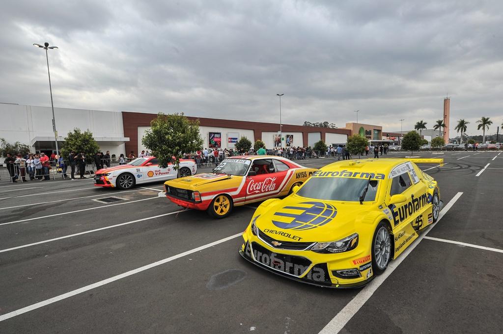 Photo of Road Show abriu as atividades da Stock Car em Mogi Guaçu