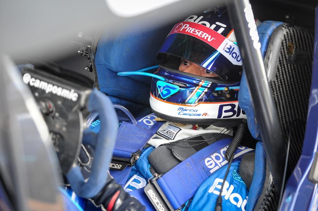 Photo of Stock Car: Márcio Campos coloca a Blau Motorsport na sexta fila em Mogi Guaçu