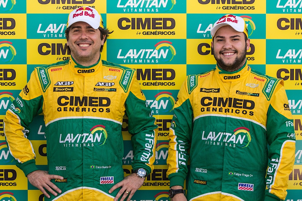 Photo of Felipe Fraga vence e faz dobradinha da Cimed Racing com Cacá Bueno no Velo Citta
