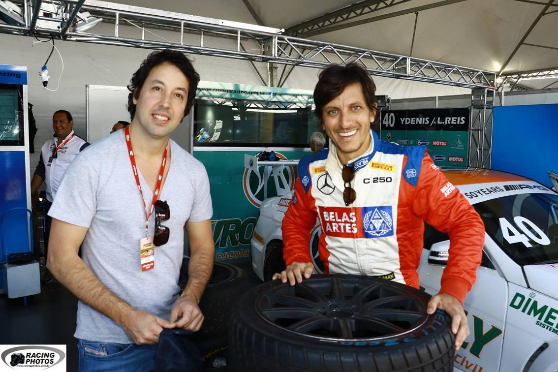 Photo of Mercedes-Benz Challenge: Felipe Gama fará estreia na próxima etapa em Londrina