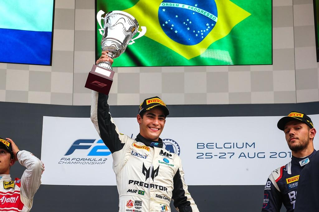 Photo of Sette Câmara conquista sua primeira vitória na F2