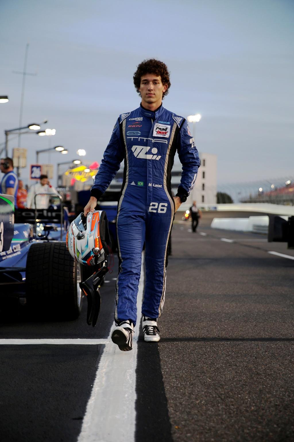 Photo of Em Watkins Glen, Matheus Leist busca nova vitória para fechar temporada de sucesso na Indy Lights