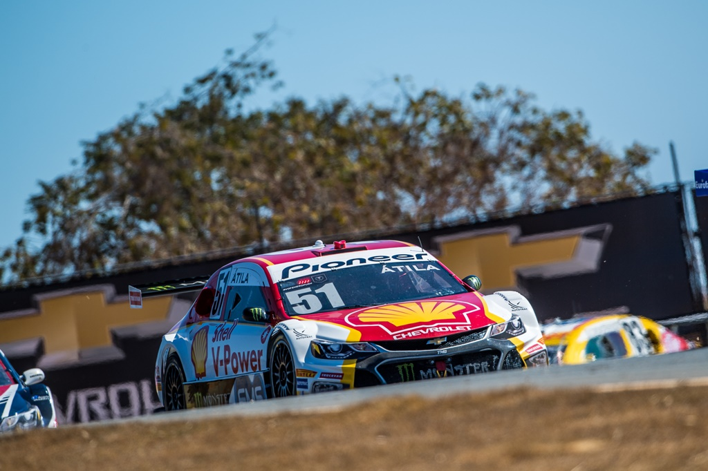 Photo of Em bom momento na temporada da Stock Car, Shell Racing corre pela primeira vez no Vello Città