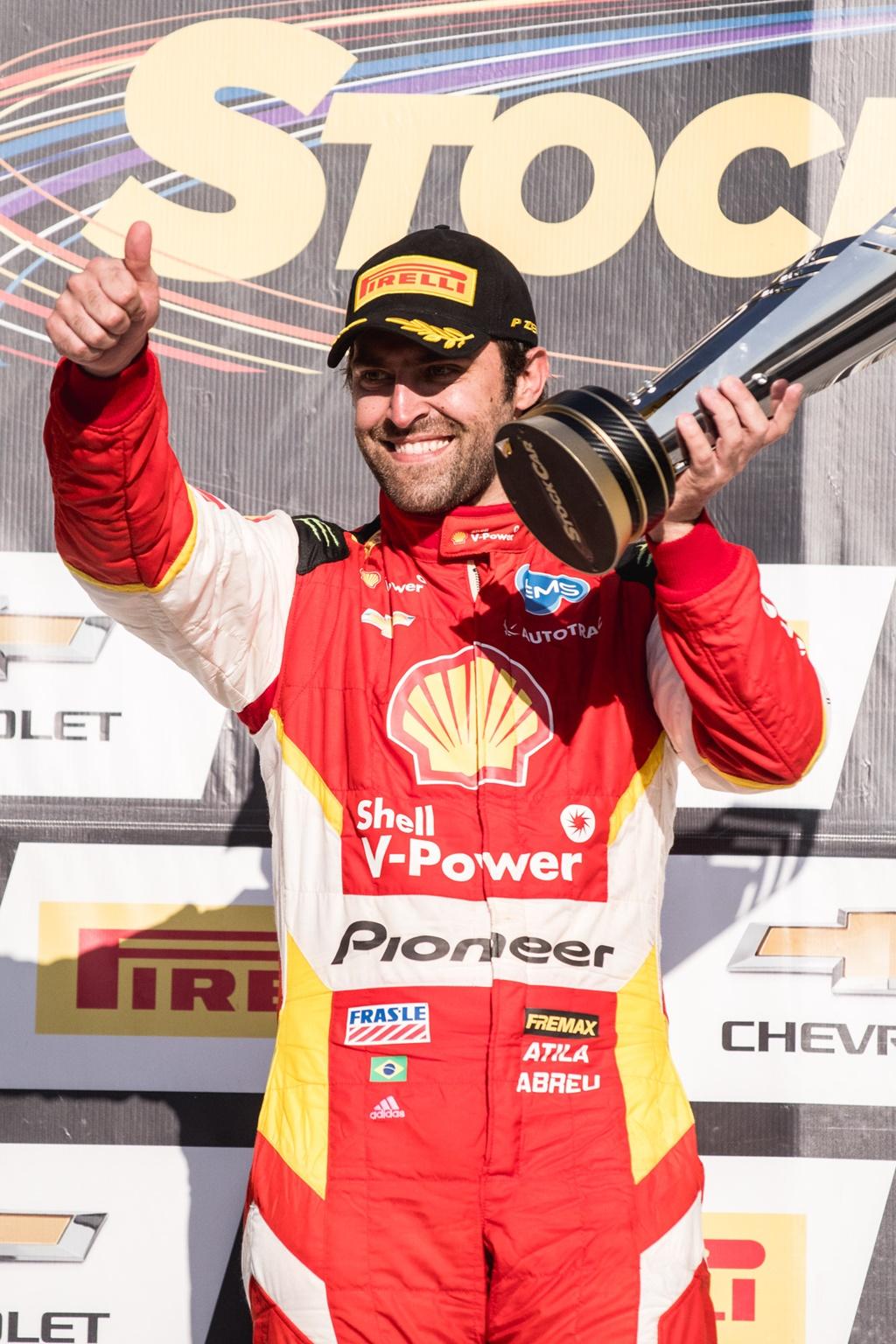 Photo of Shell Racing vence a segunda prova no Velo Città com Átila Abreu e faz a festa no interior paulista