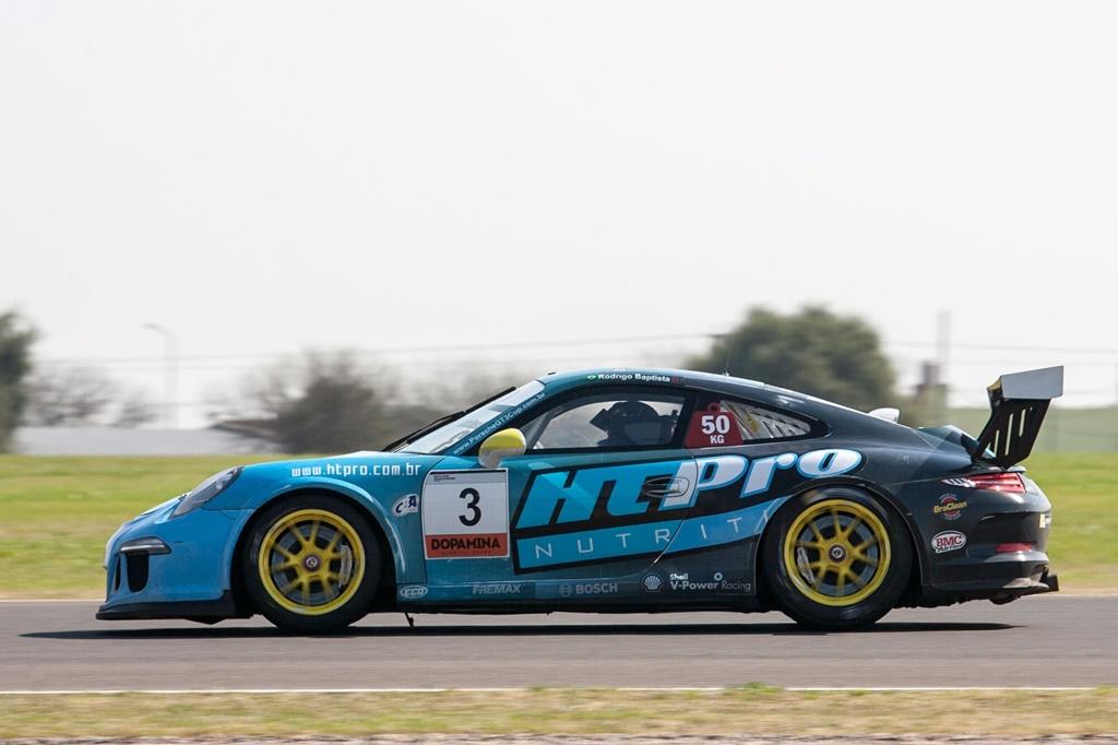 Photo of Porsche Império GT3 Cup -Sergio Jimenez e Rodrigo Baptista vencem os 300 km de Goiânia.