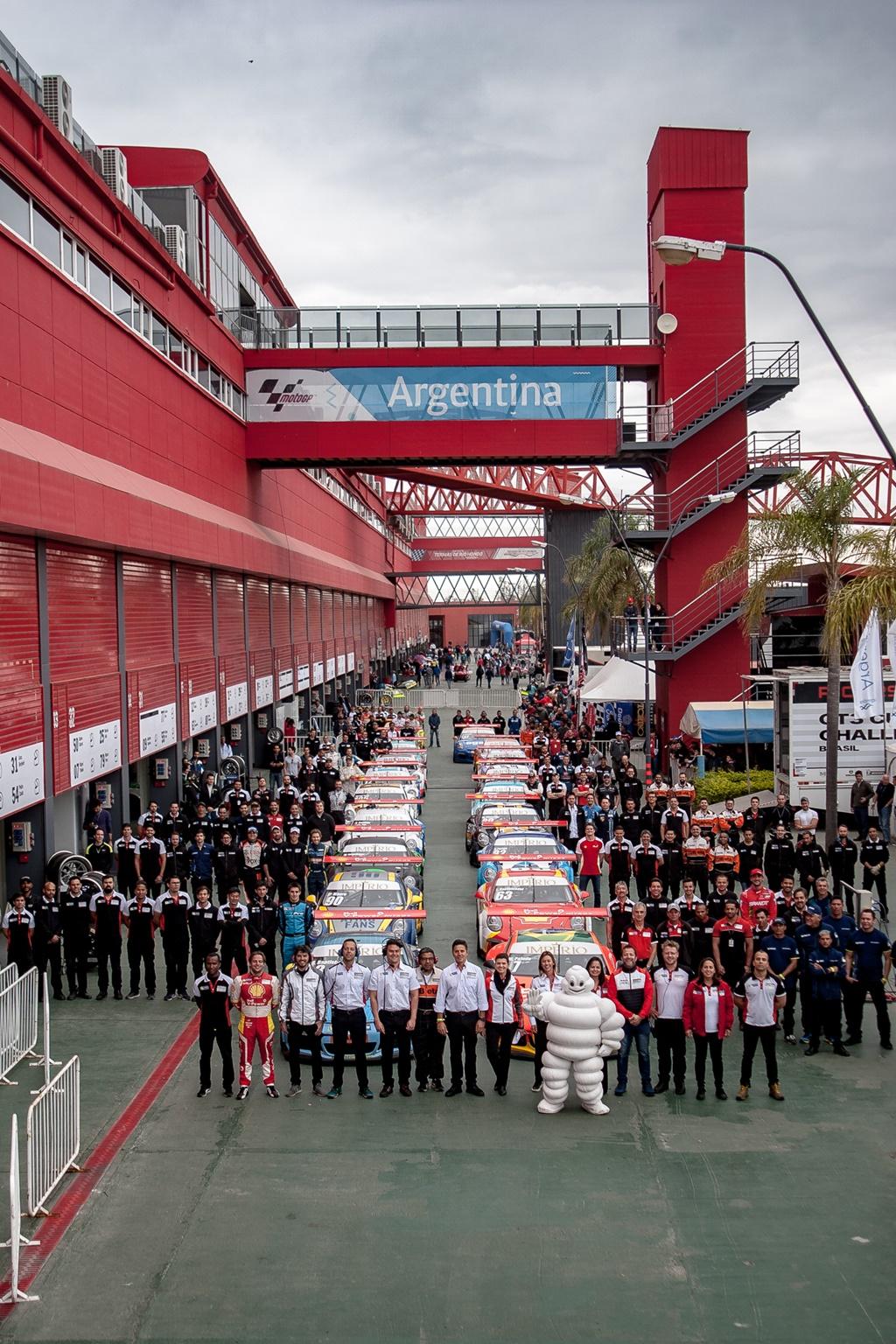 Photo of Porsche Império GT3 Cup: Rodrigo Baptista, Werner Neugebauer, Marçal Müller e Eloi Khouri vencem em Termas de Río Hondo
