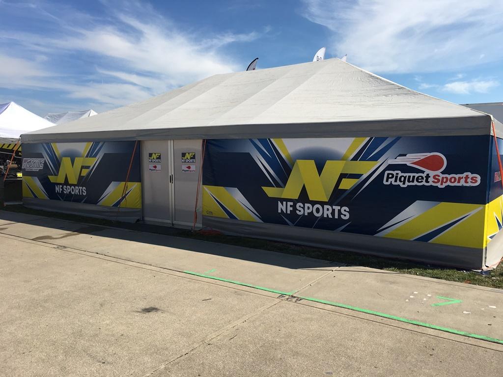 Photo of Em preparação para o SKUSA, NF Piquet Sports volta à pista em New Castle