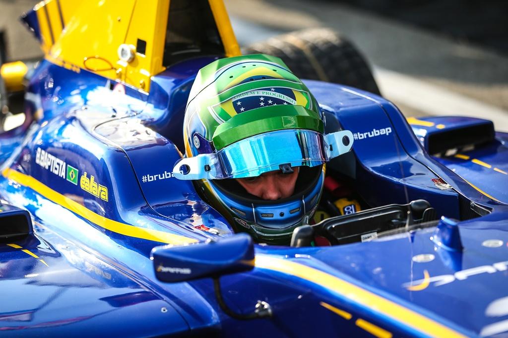 Photo of GP3: Em corrida confusa em Monza, Bruno Baptista conquista mais um Top-10