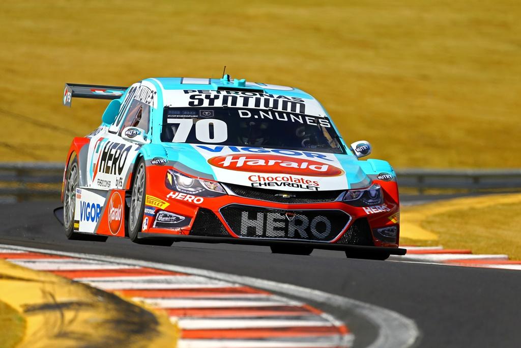 Photo of Diego Nunes vai a Londrina tentar arrancada na reta final da Stock Car