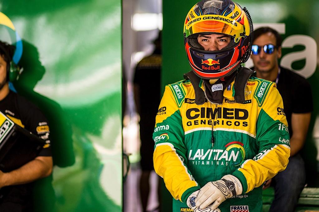 Photo of Cimed Racing é a única equipe a colocar 2 carros entre os 6 melhores no grid da Stock em Londrina