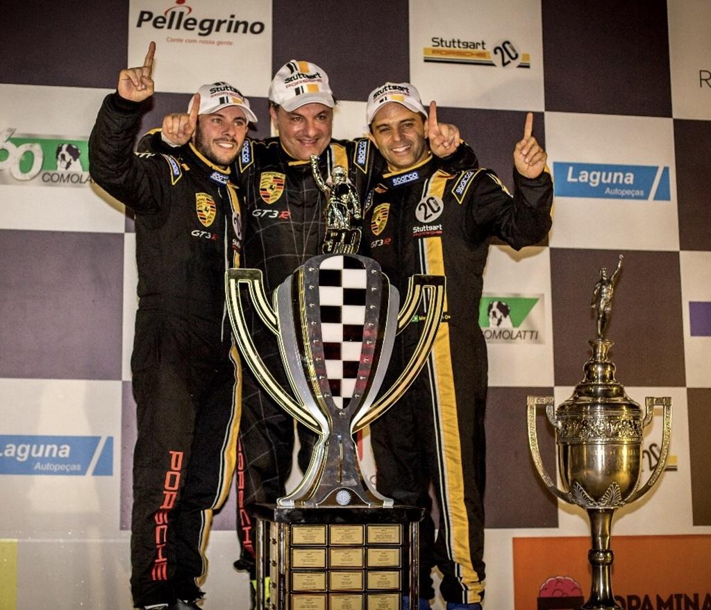 Photo of Endurance Dopamina – Quatro vitórias em cinco provas: Stuttgart Motorsport conquista o Campeonato Brasileiro de Endurance