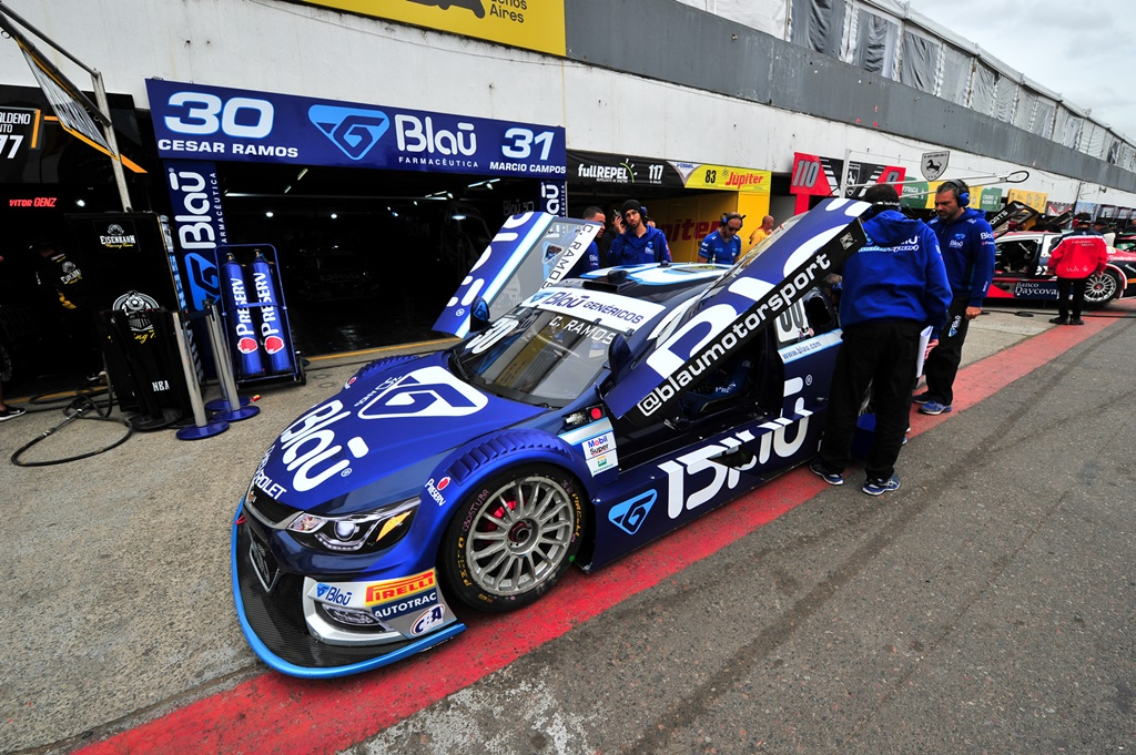 Photo of Stock Car – Blau Motorsport vai agitar Porto Alegre nesta quinta-feira.