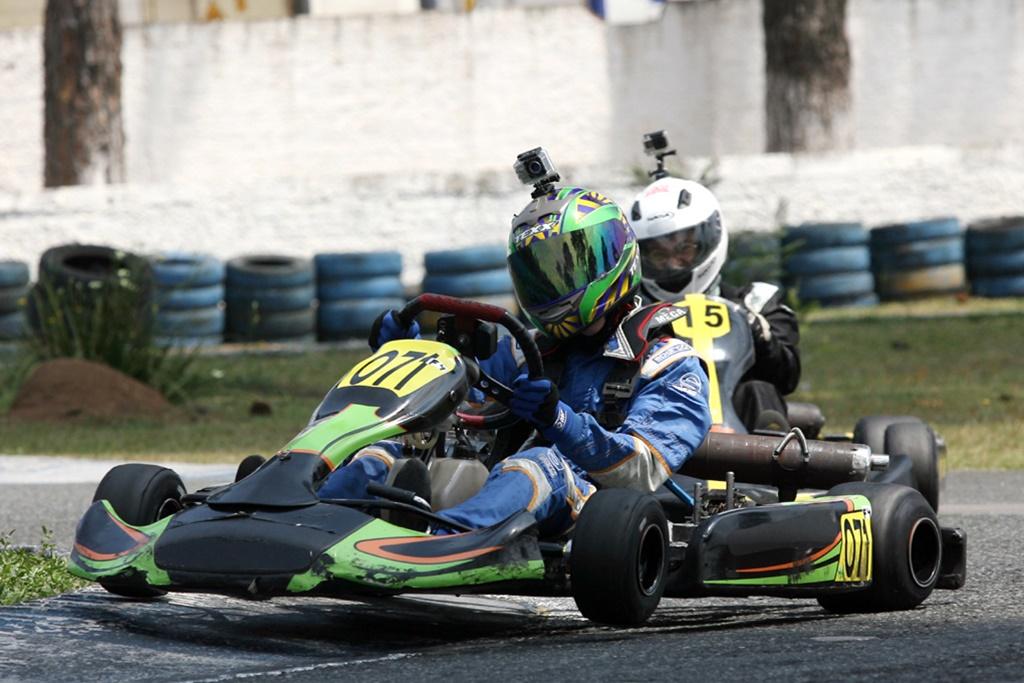 Photo of Kart – Em bela temporada, Diego Said comemorou a conquista de seu primeiro título no kartismo nacional