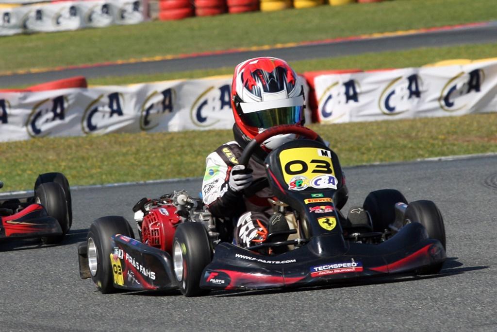 Photo of Kart – Firás Fahs inicia preparação para o Brasileiro de Kart