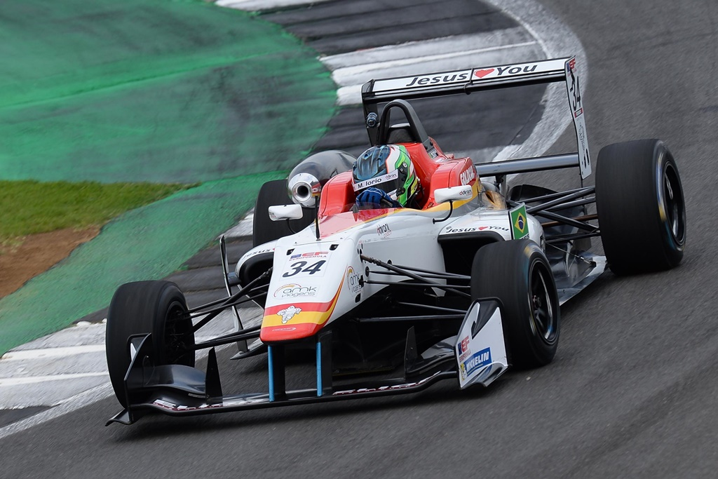 Photo of Matheus Iorio volta a marcar pontos na temporada da Euroformula F3 Open