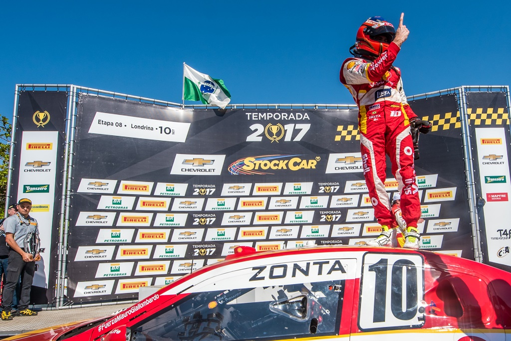 Photo of Shell Racing conquista com Ricardo Zonta a terceira vitória na temporada-2017 da Stock Car
