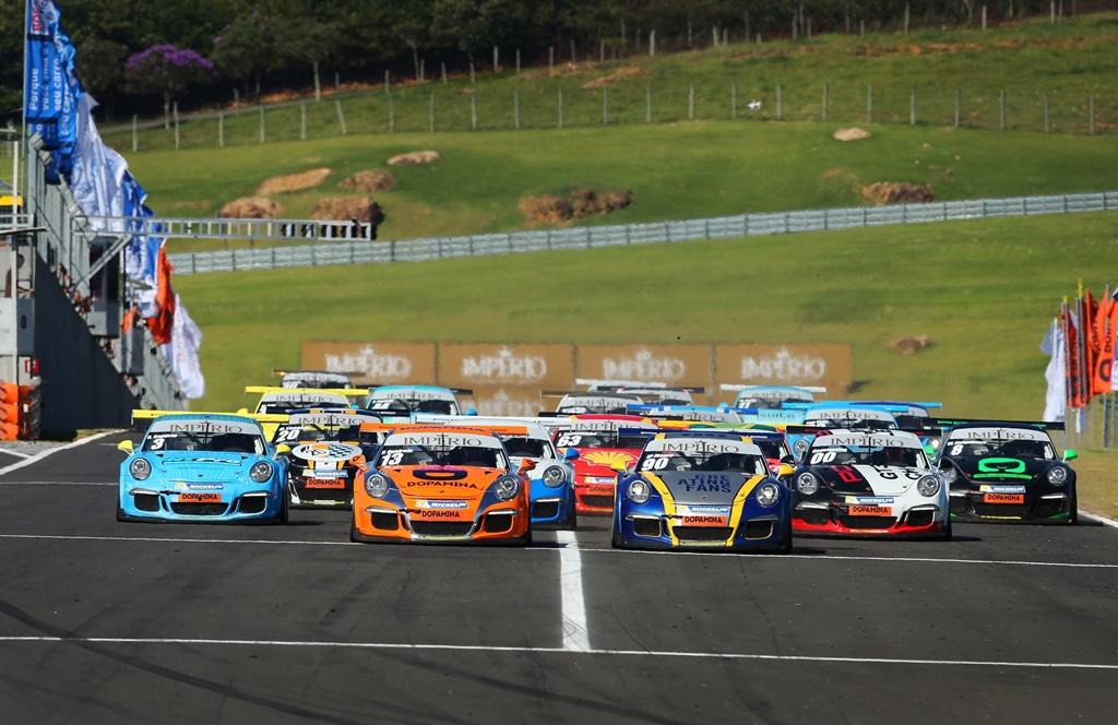 Photo of Porsche Império GT3 Cup já conta com 50 pilotos confirmados para etapa de endurance