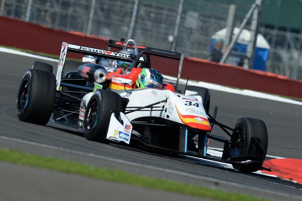 Photo of F3 – Matheus Iorio estreia em Monza em busca de mais pontos no campeonato da Euroformula F3 Open
