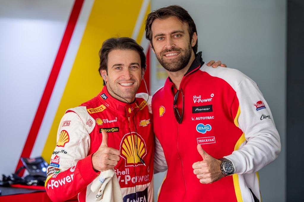 Photo of Stock Car – Com boa coleta de informações, Shell Racing tem dia positivo e evolui acerto dos carros em Buenos Aires