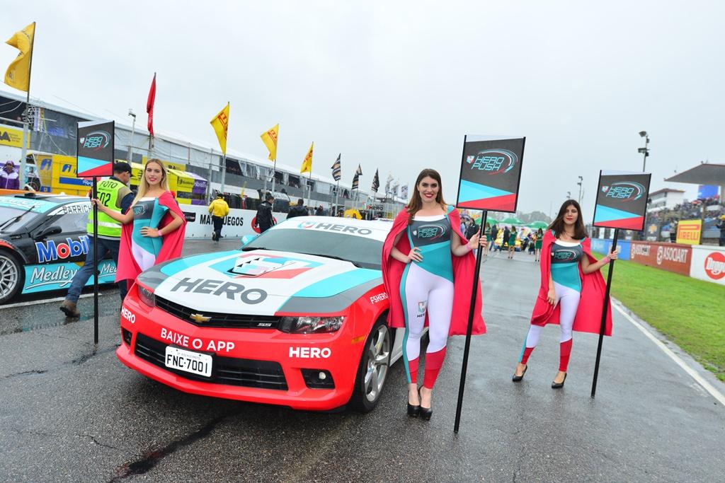 Photo of Stock Car – HERO Push ajuda pilotos na Argentina.