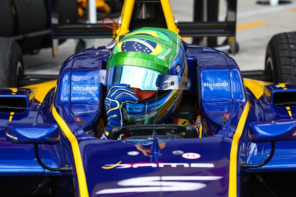 Photo of GP3 Series – Após pausa no calendário, Bruno Baptista volta a acelerar no Circuito de Jerez