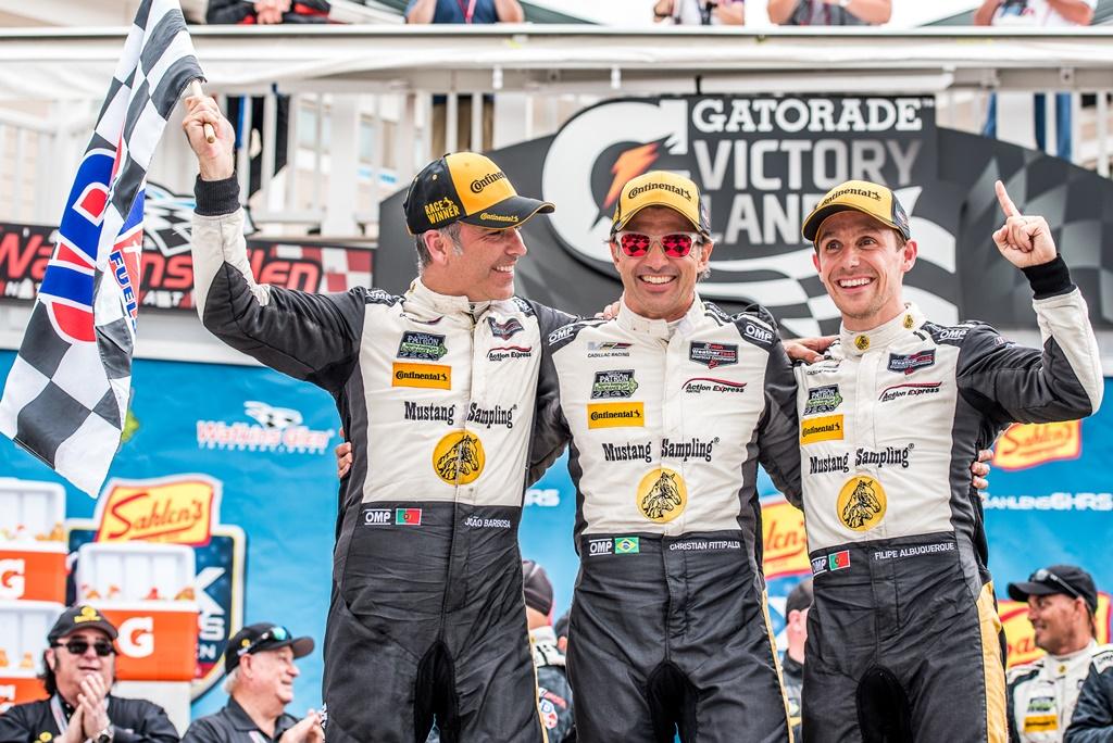 Photo of IMSA – Fittipaldi, Barbosa e Albuquerque buscam título no Campeonato Norte-americano de Endurance