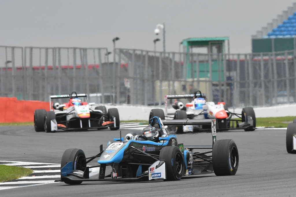 Photo of Euroformula Open – Christian Hahn acelera na penúltima etapa.