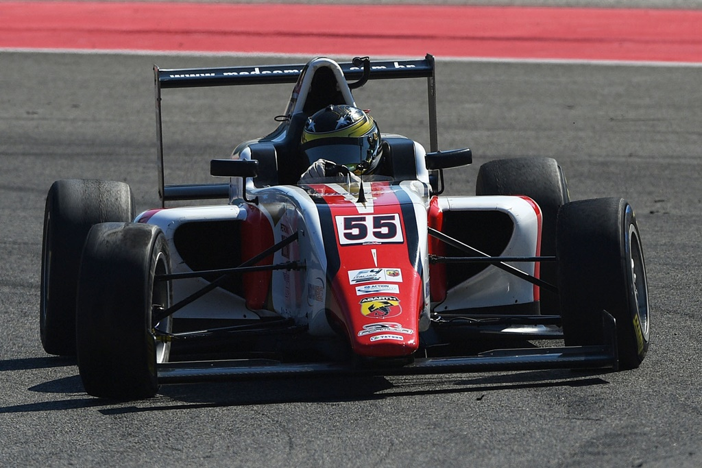 Photo of F4 Italiana – Felipe Branquinho retornou ao pódio.
