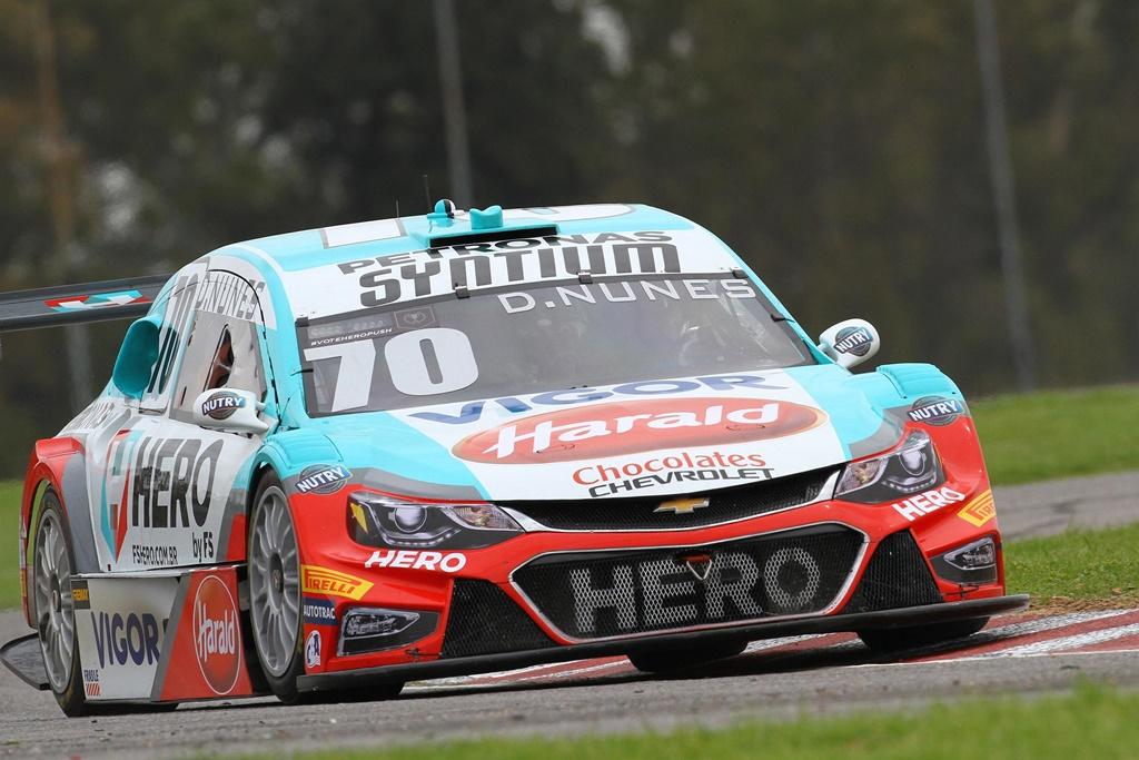 Photo of Stock Car – Em ascensão no campeonato, Diego Nunes quer brigar por vitória em Tarumã
