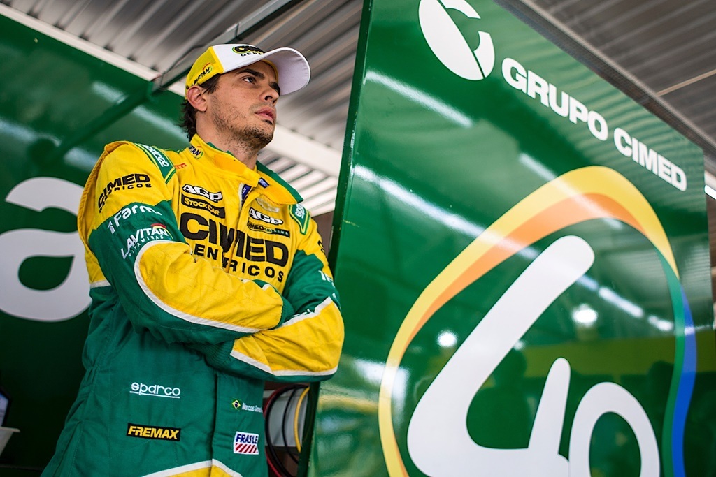 Photo of Stock Car – Marcos Gomes busca recorde de terceiro pódio consecutivo em Tarumã com a Cimed Racing