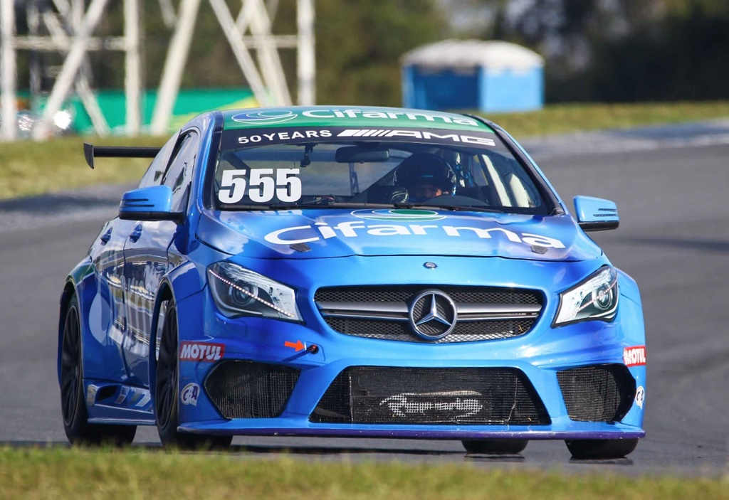 Photo of Mercedes-Benz Challenge – Rsports Racing acelera de olho no pódio…